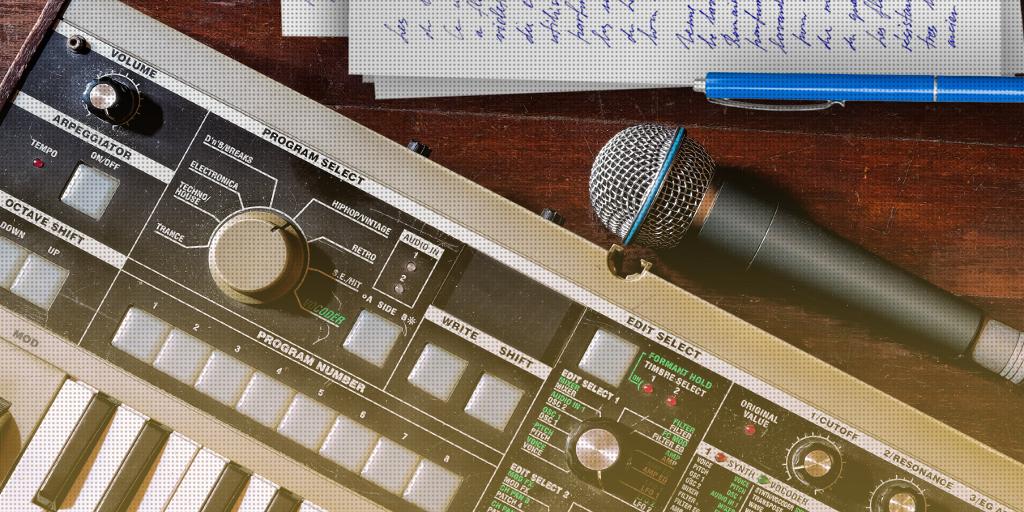 Playlist Jazz Rap Blog Radio Design