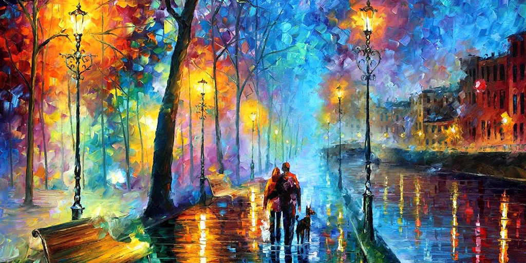 capa post blog leonid afremov
